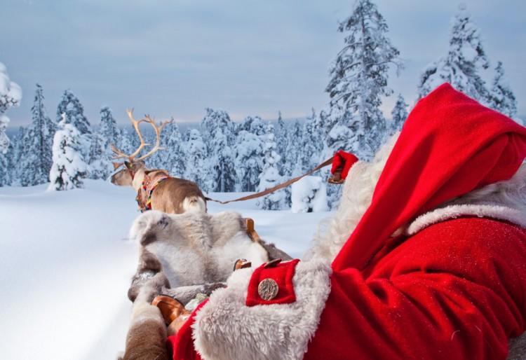 Santa Live: élőben lehet követni a Mikulás útját