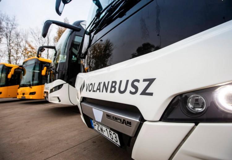 Volánbusz: kötelező a jegyelővétel Nyíregyházán