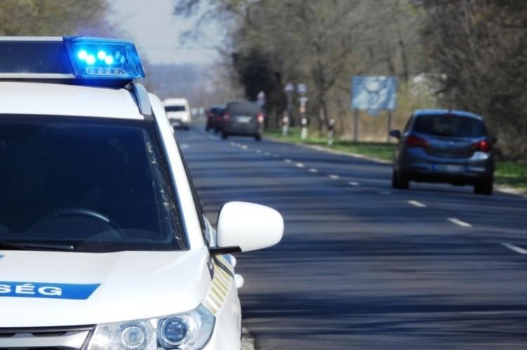 Az eltiltás sem tartotta vissza a debreceni sofőrt