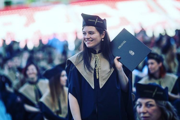 Rekordokat döntöget a Debreceni Egyetem