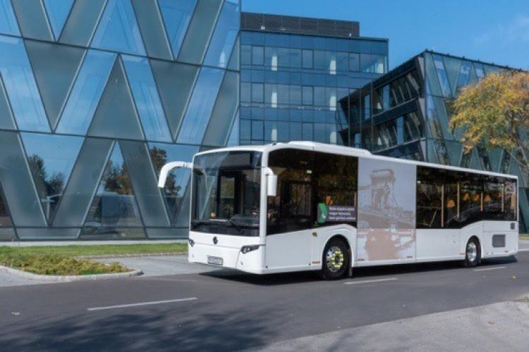 Debreceni e-buszok: fontos megállapodást kötött az ITK Holding Zrt.