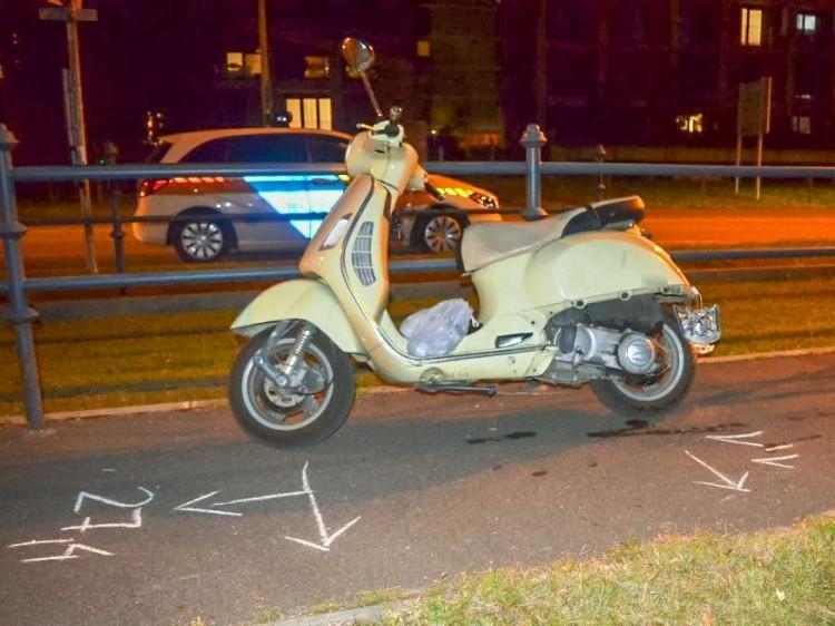 Lezárt akta: ittasan motorozott Debrecenben