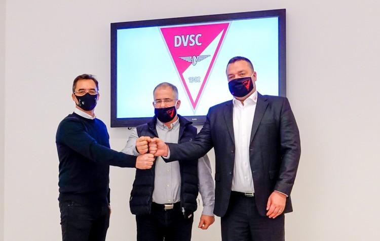 Búcsú Szima Gábortól, már papíron is új alapokon a DVSC