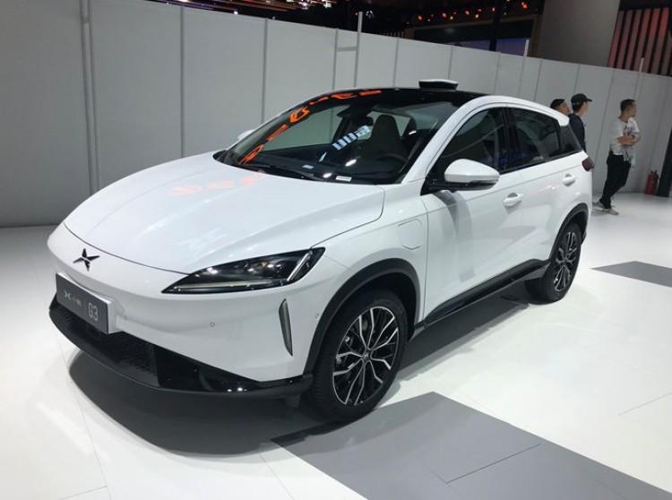 A kínaiak is megérkeztek az elektromos autóikkal az európai piacra