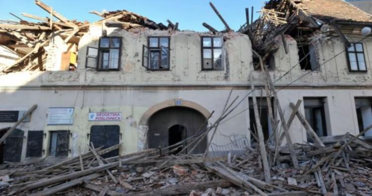 Horvát földrengés: százmilliós kár Magyarországon