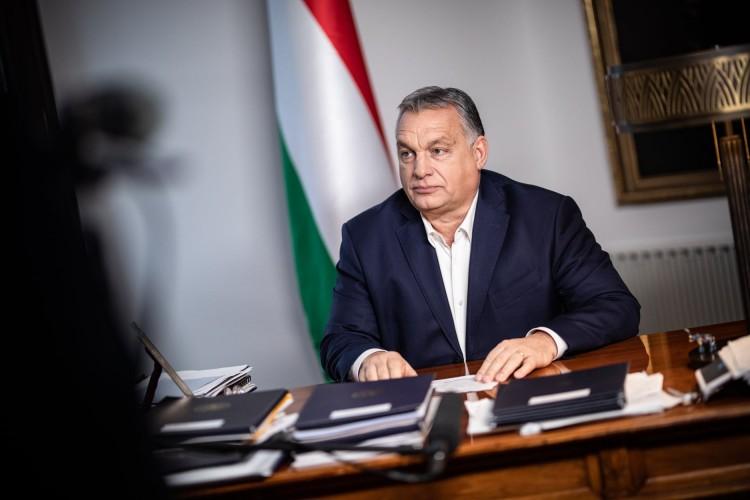 Vírus: fontos bejelentések Orbán Viktortól
