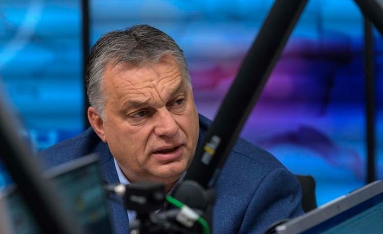 Orbán Viktor a Szájer-ügyről: ez a mi politikai közösségünk értékrendjébe nem fér bele