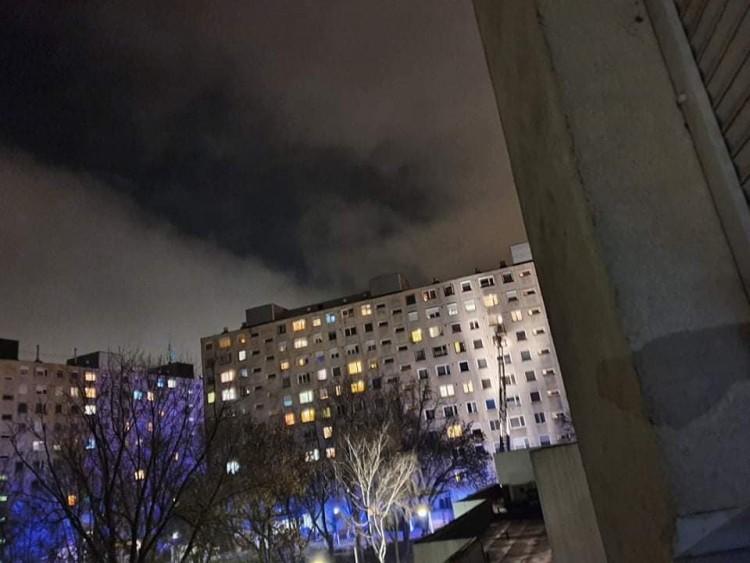 Kisebb tűz volt az egyik Fényes udvari lakásban