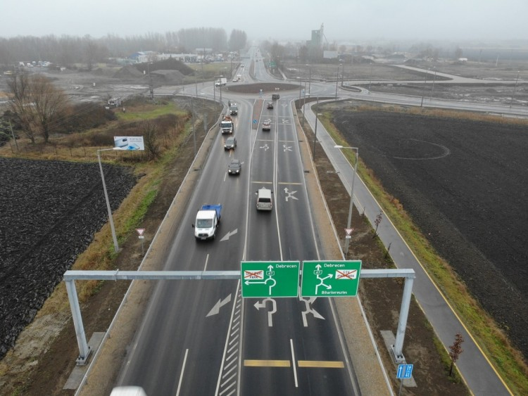 Újabb útépítés indulna Debrecen déli részén