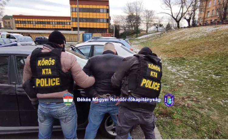 Debreceni betörés a profi tolvajok számláján