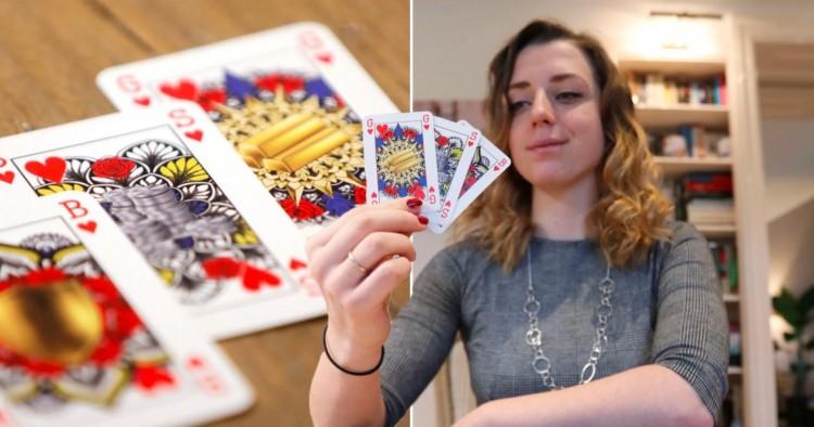 Már a franciakártya sem korrekt, mert a király többet ér, mint a dáma