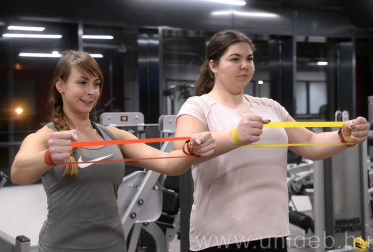 Sporttudósokat képez a Debreceni Egyetem