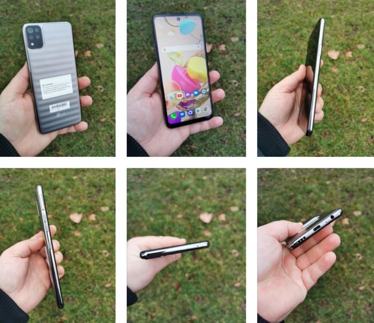 Telefont teszteltünk: LG K42