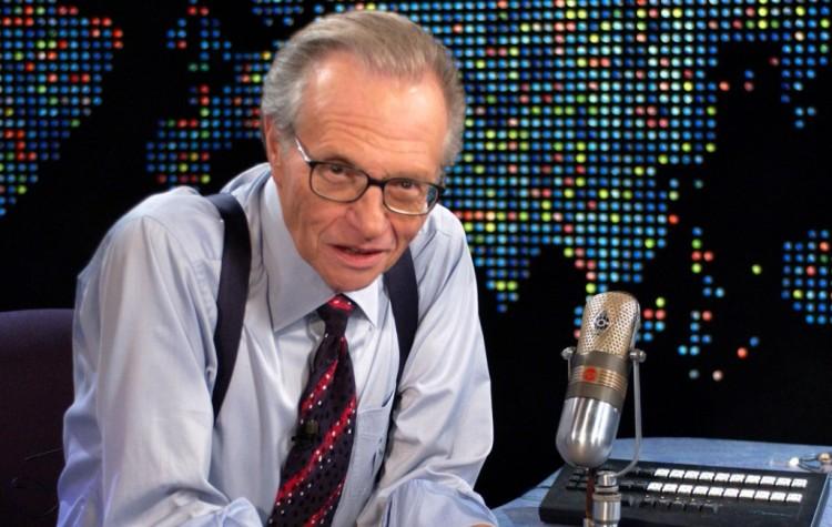 Elhunyt a CNN ikonja, Larry King