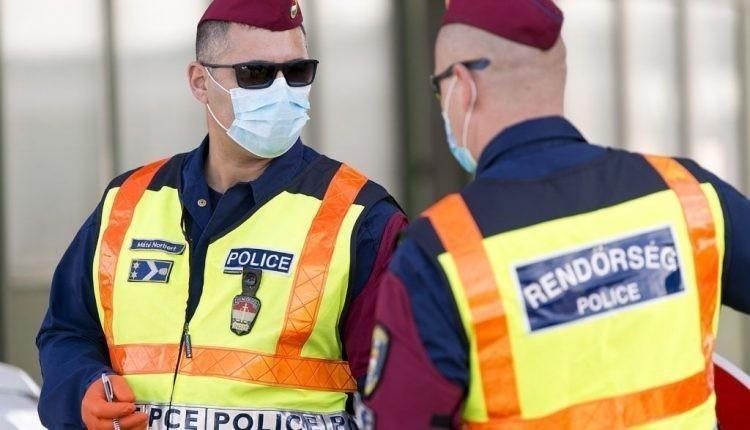 Több mint négyezer magyar rendőr már átesett a koronavíruson