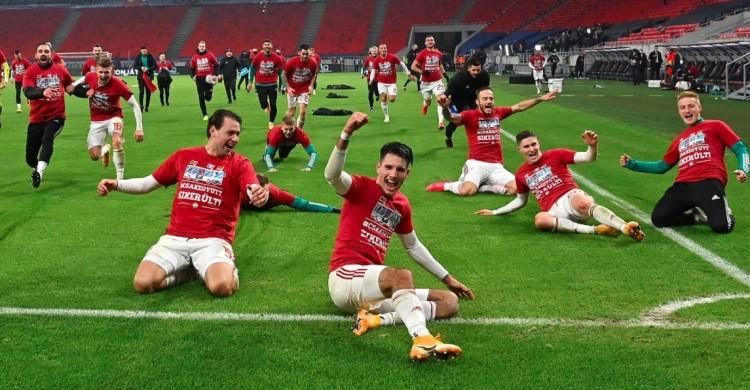 A magyar labdarúgók uralták az Év sportolója választást