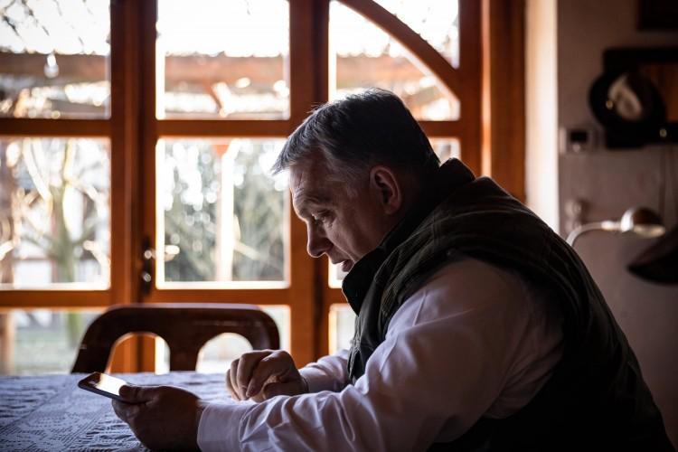 Orbán egy német portálnak: minden stratégia annyit ér, amennyire sikeres