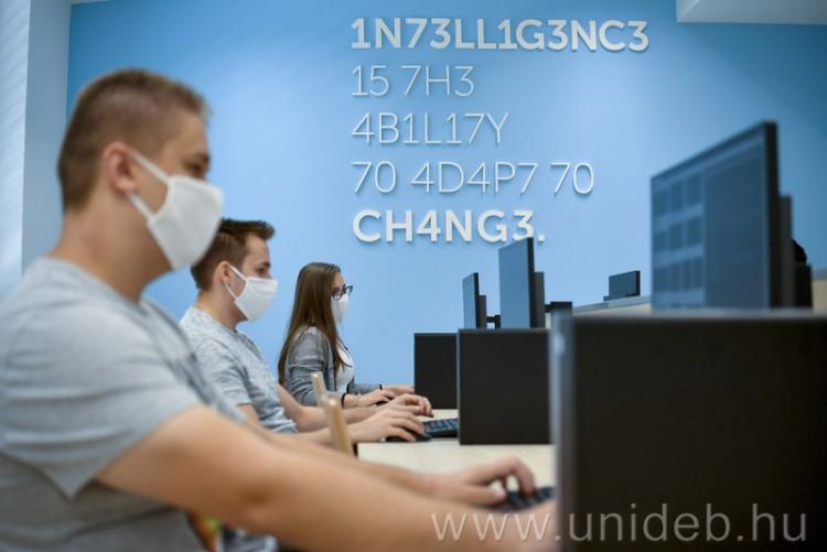 Érdekel a mesterséges intelligencia? A Debreceni Egyetemen a helyed!