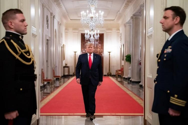 Trump újabb vesszőfutása