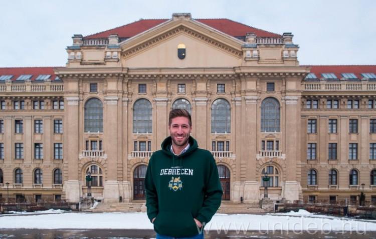 Visszavonult a Debreceni Egyetem olimpiai bajnok híressége