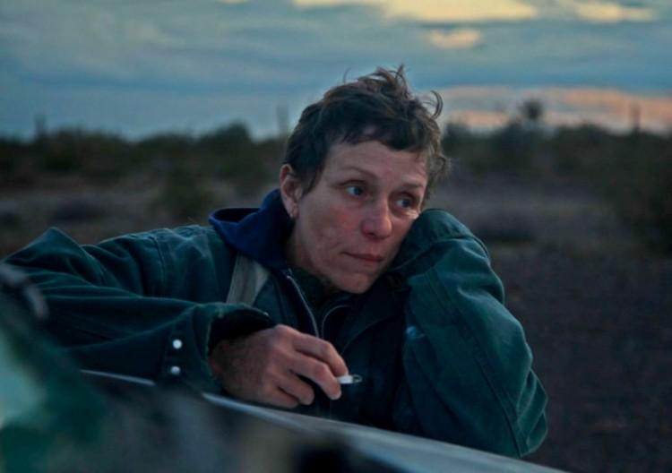 Érik a Golden Globe és az Oscar A nomádok földjének