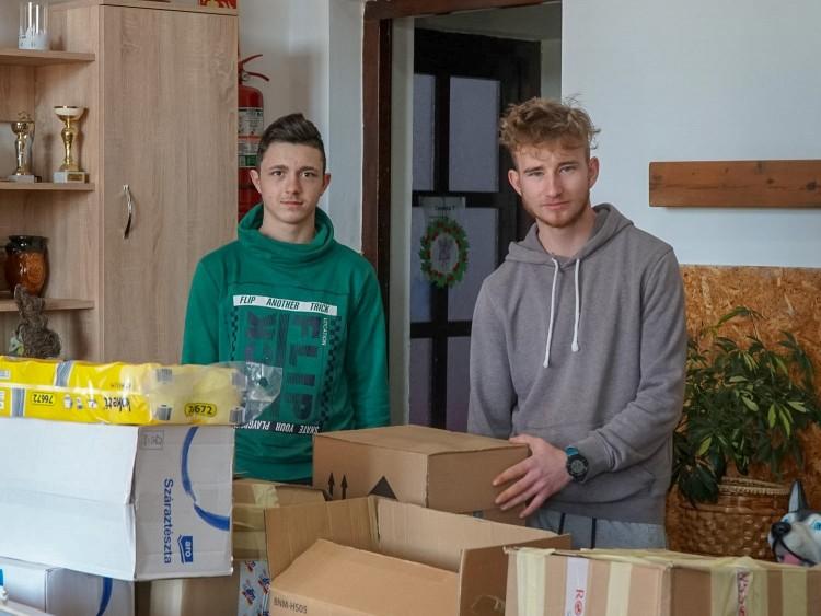 Érmelléki gyerekeken segít a debreceni adomány