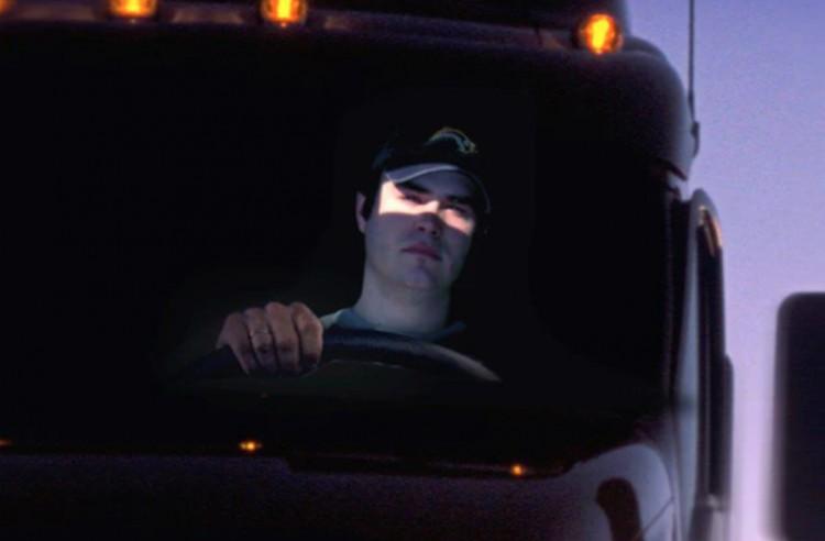 Elaludt a sofőr az M3-ason