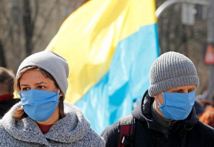 Koronavírus: nem javul a helyzet Ukrajnában