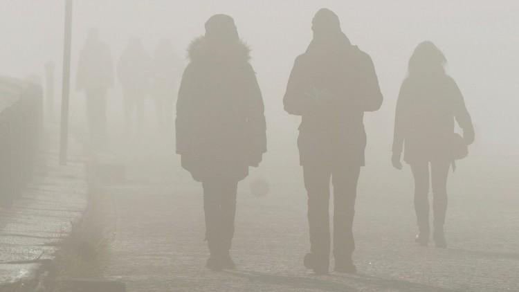 Sűrű ködbe burkolózik Borsod megye