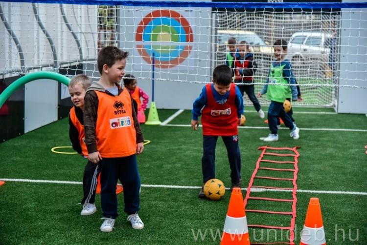 Egyedülálló képzés indul Hajdúböszörményben: ovi és foci