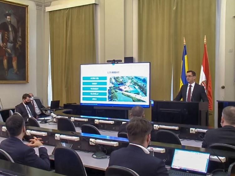 Ezeket a fejlesztéseket hozza 2021 Debrecennek