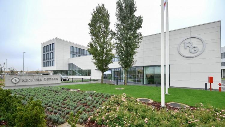 Minőségi épület a Richter Gedeon debreceni irodaháza