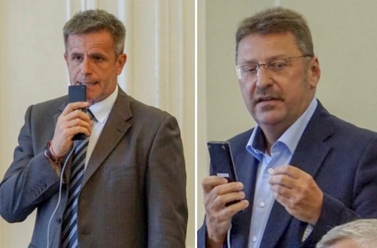 A DK-s Varga Zoltán Papp Lászlóról: gyenge színész; a Civil Fórum konzultálna