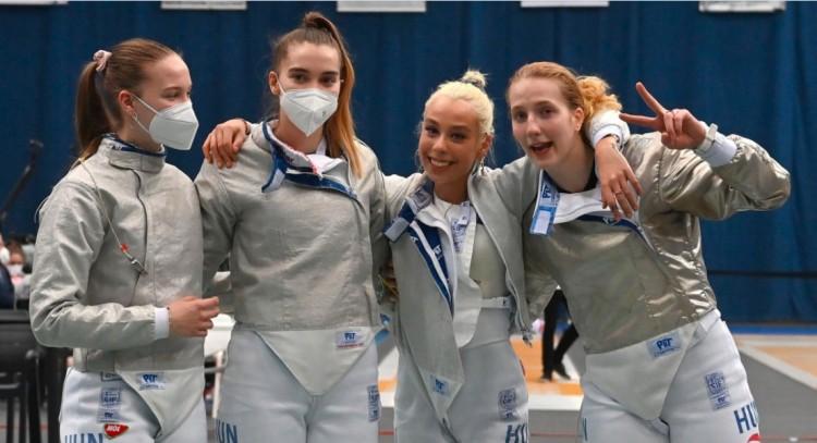 Előúször jutott ki a magyar női kardválogatott az olimpiára