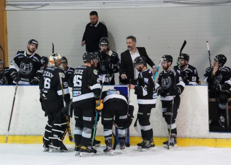 A DEAC magyar bajnoki ezüstérmes jégkorongban
