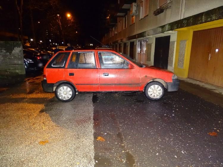 11 és 16 éves fiúk loptak autót Debrecenben