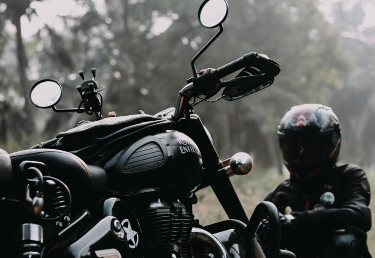 Jó idő: egyre több biciklis és motoros az utakon