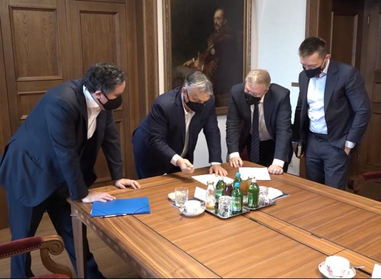 Enyhítés jöhet Orbán Viktor közlése alapján
