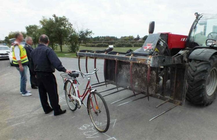 Nem kell fogházba mennie a halálos baleset okozó nádudvari traktorosnak
