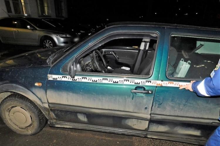 Valamiért nagyon megharagudtak egy autósra Debrecenben