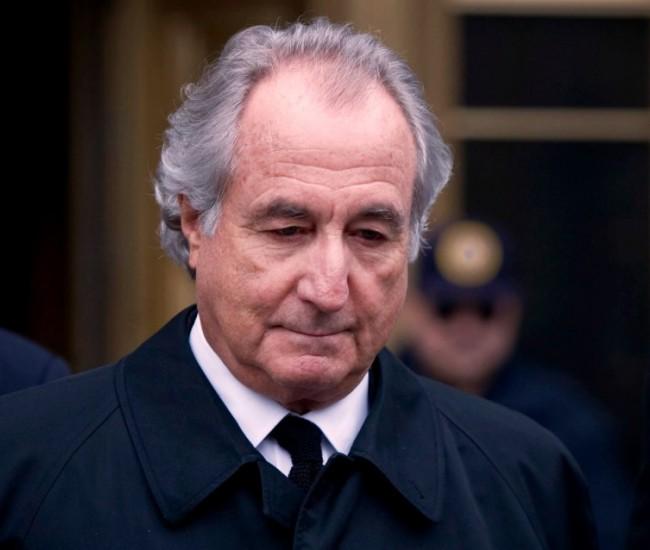 Meghalt a piramisjátékok királya, a szélhámos Bernie Madoff