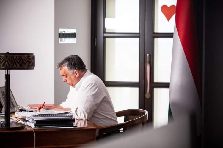 Orbán: megvan a 2,5 millió beoltott