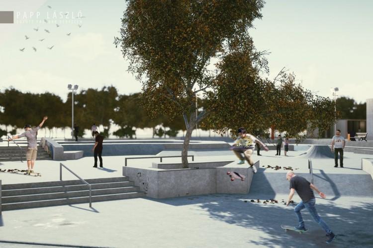 Extrémsportok szerelmesei, most már tényleg építenék a debreceni parkot!