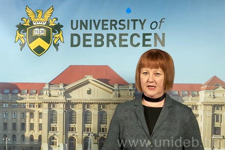 Online konferencia és virtuális kiállítás a Debreceni Egyetemen