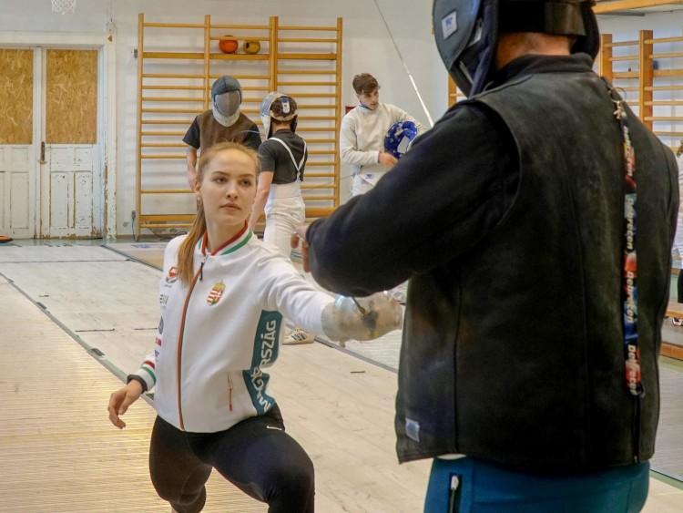Debrecen legjobb vívója még gimnazista, de ott lehet az olimpián