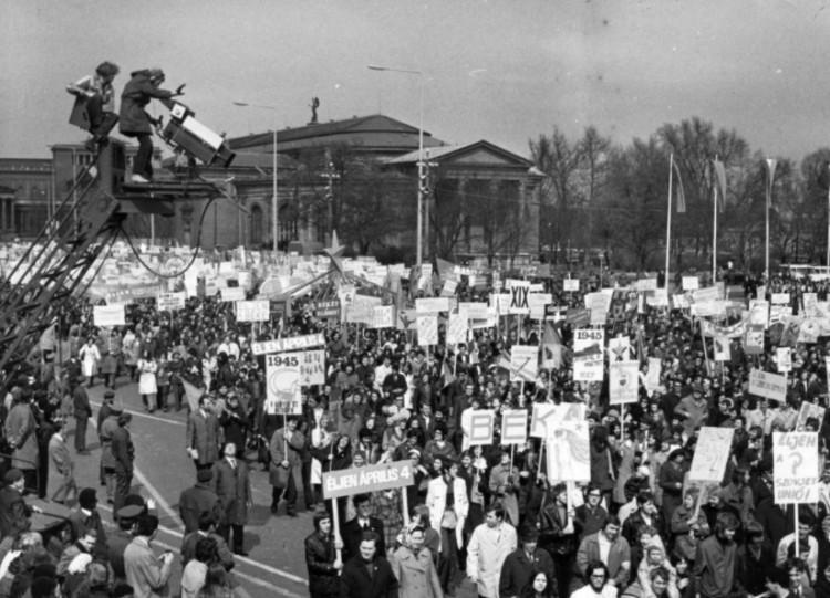 Április 4., amit a kommunisták nagyon szerettek ünnepeltetni Magyarországon