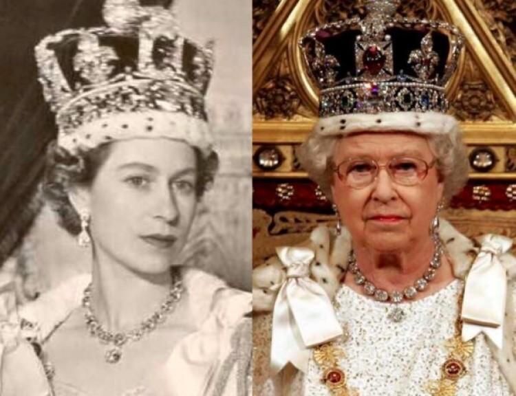 God Save The Queen! II. Erzsébet 95 éves