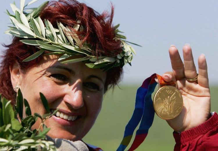 Meghalt Igaly Diána olimpiai bajnok sportlövő