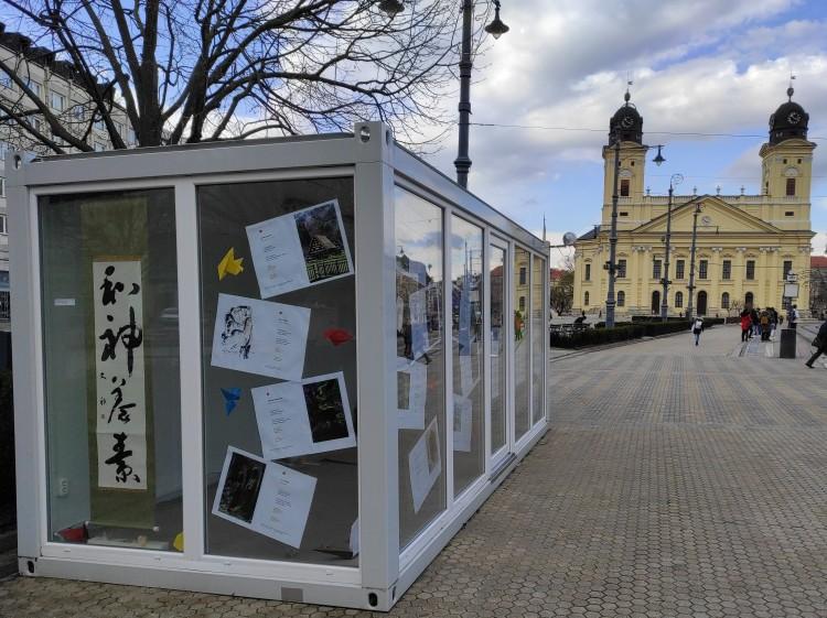 Japán életérzések Debrecenben