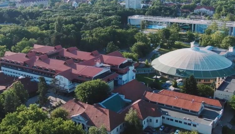 Három pályázatot hirdet az Aquaticum Debrecen Kft.